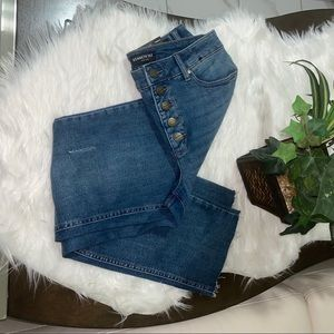 Kenneth Cole high rise women jean. Size 6
